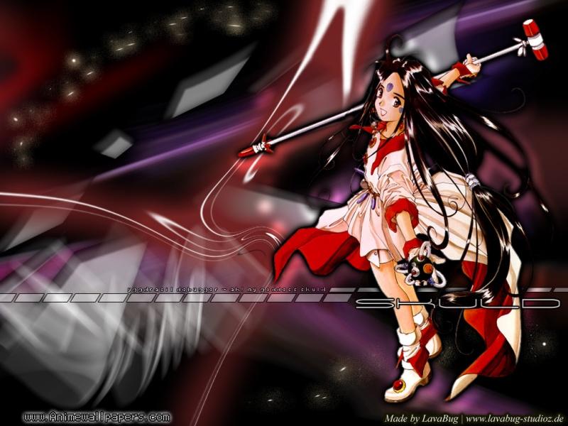 Ah! My Goddess Anime Wallpaper # 16