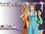 Ah! My Goddess Anime Wallpaper # 1
