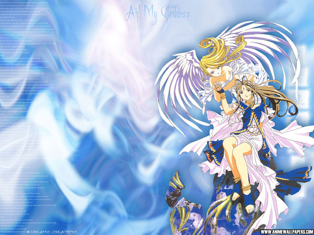Ah! My Goddess Anime Wallpaper #21