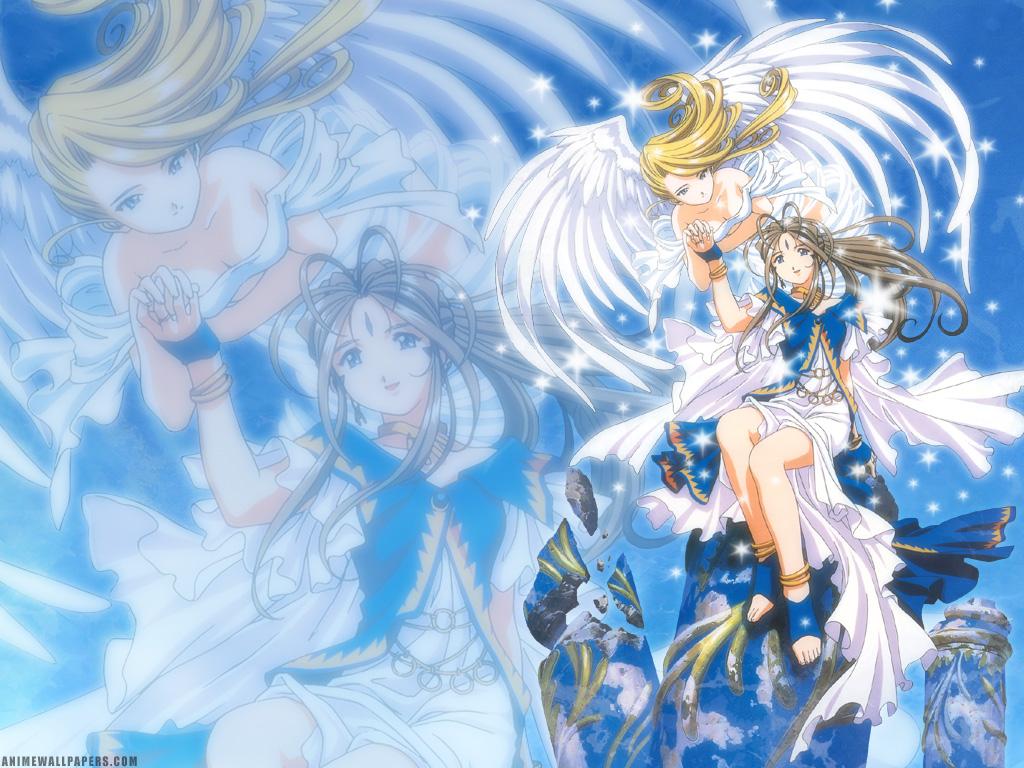 Ah! My Goddess Anime Wallpaper # 28