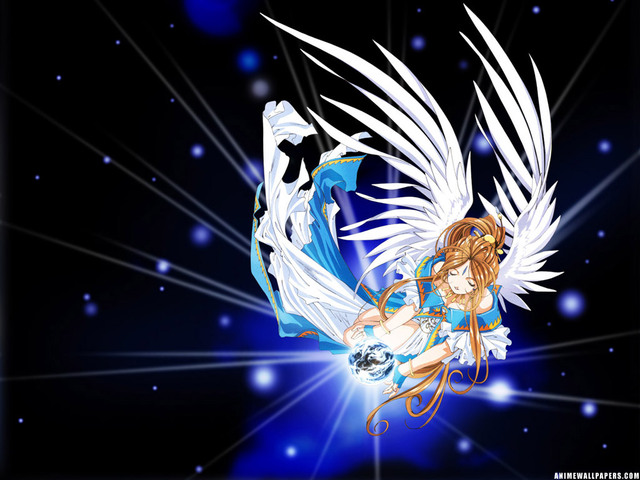 Ah! My Goddess Anime Wallpaper #33