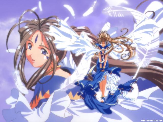 Ah! My Goddess Anime Wallpaper #49