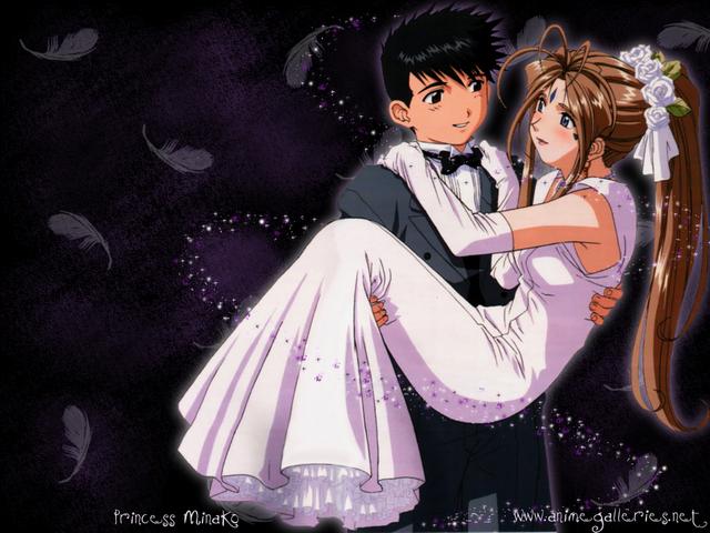 Ah! My Goddess Anime Wallpaper #77