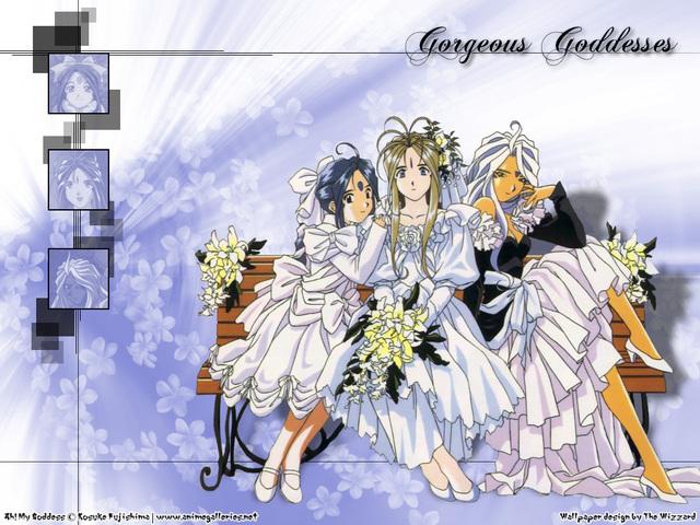 Ah! My Goddess Anime Wallpaper #78