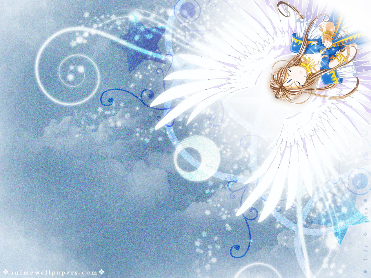 Ah! My Goddess Anime Wallpaper # 82