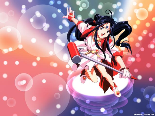 Ah! My Goddess Anime Wallpaper #9