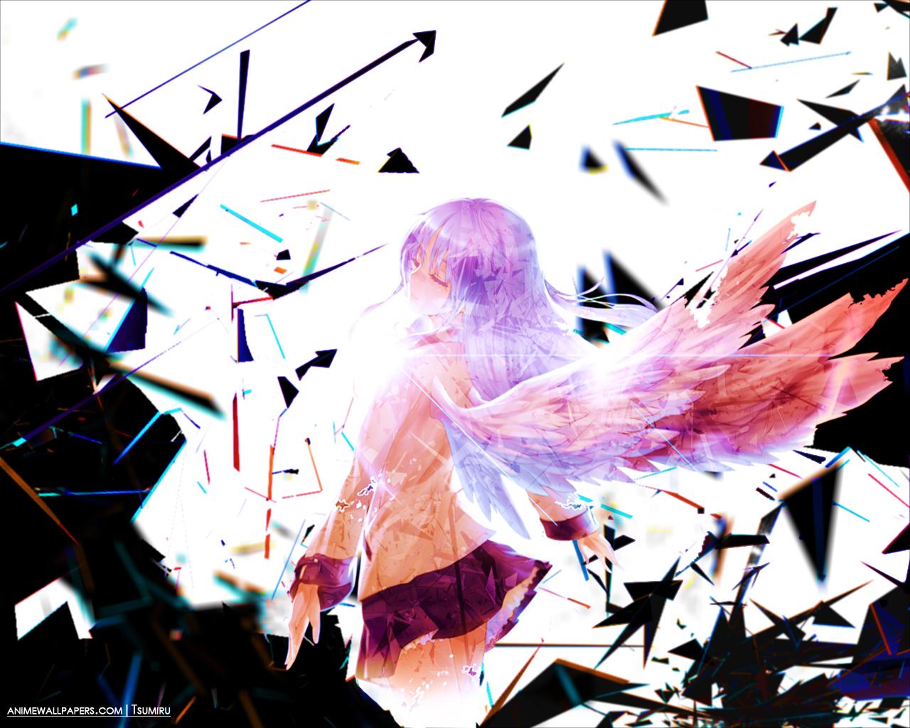 Angel Beats Anime Wallpaper # 1