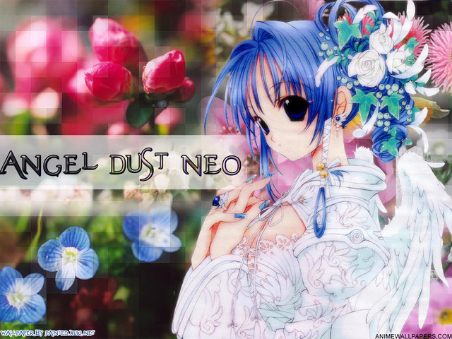 Angel Dust Anime Wallpaper #2