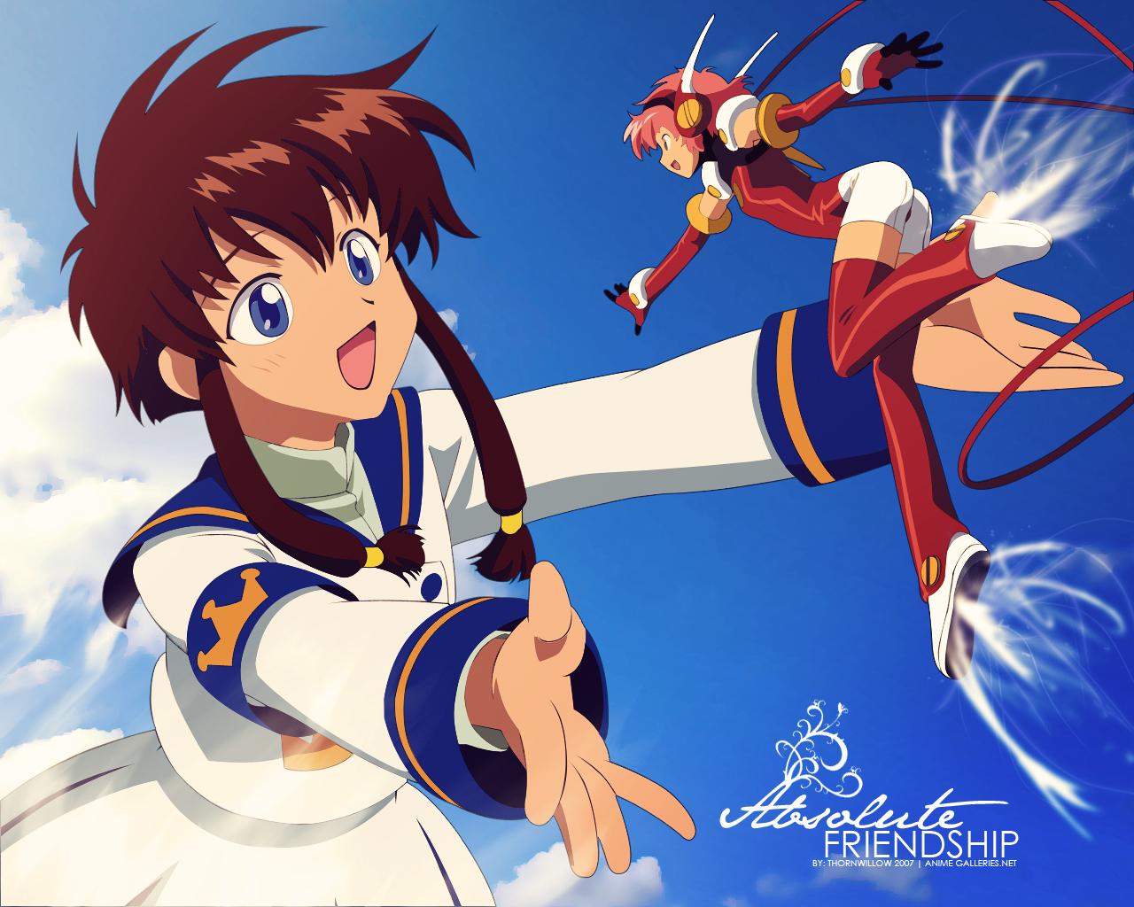 Angelic Layer Anime Wallpaper # 8