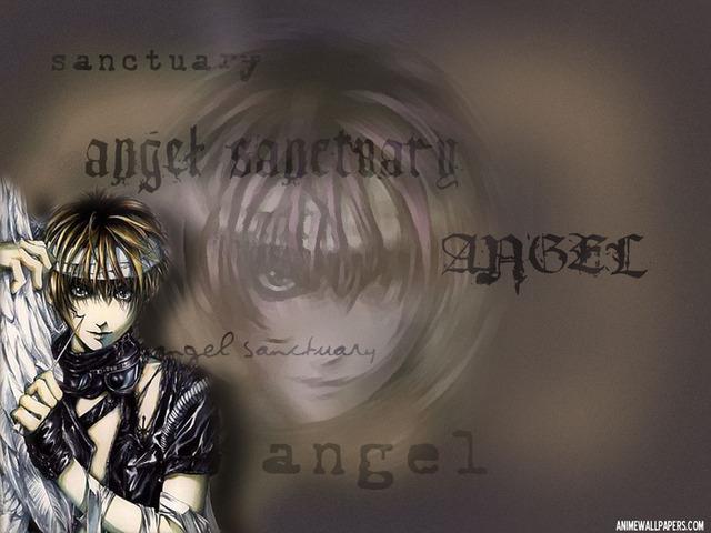 Angel Sanctuary Anime Wallpaper #10