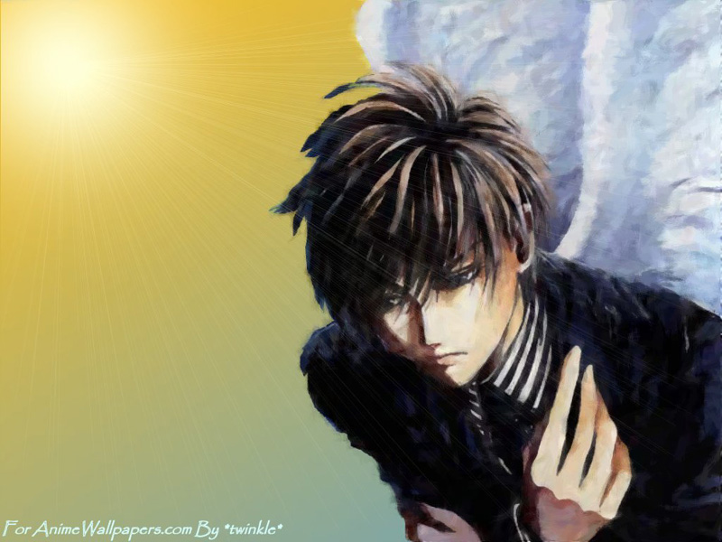 Angel Sanctuary Anime Wallpaper # 12