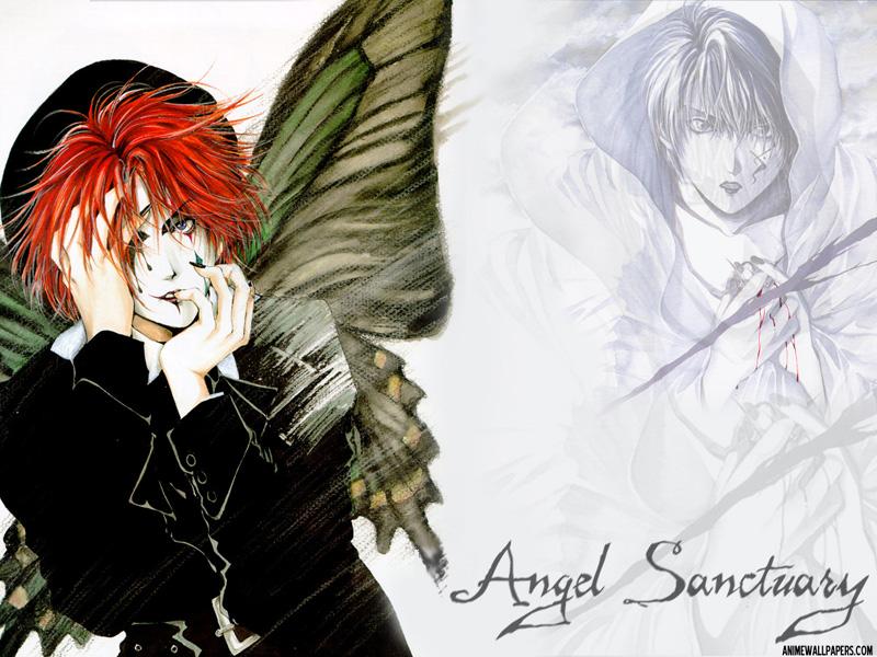Angel Sanctuary Anime Wallpaper # 15