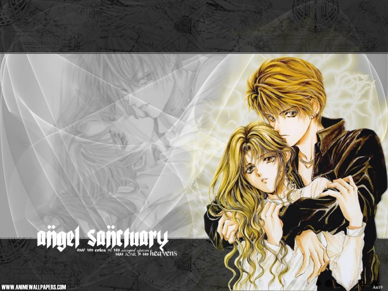 Angel Sanctuary Anime Wallpaper # 1