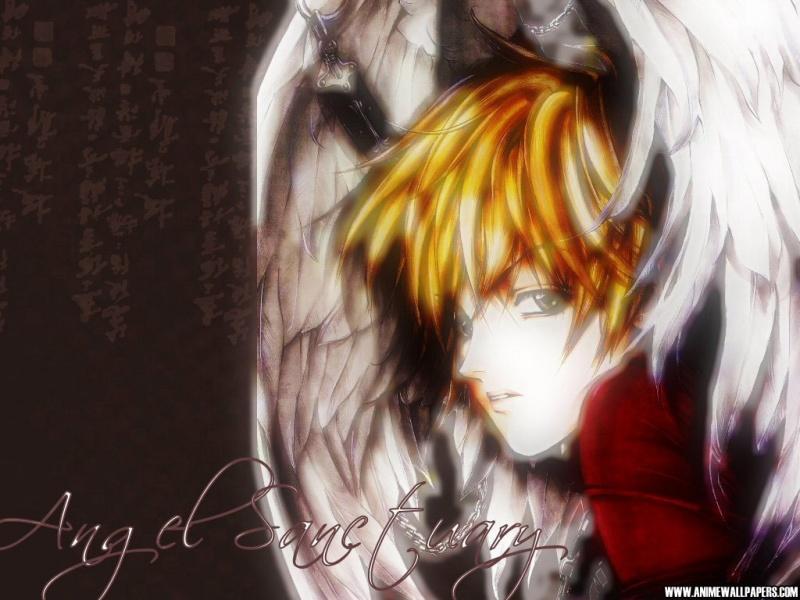 Angel Sanctuary Anime Wallpaper # 27