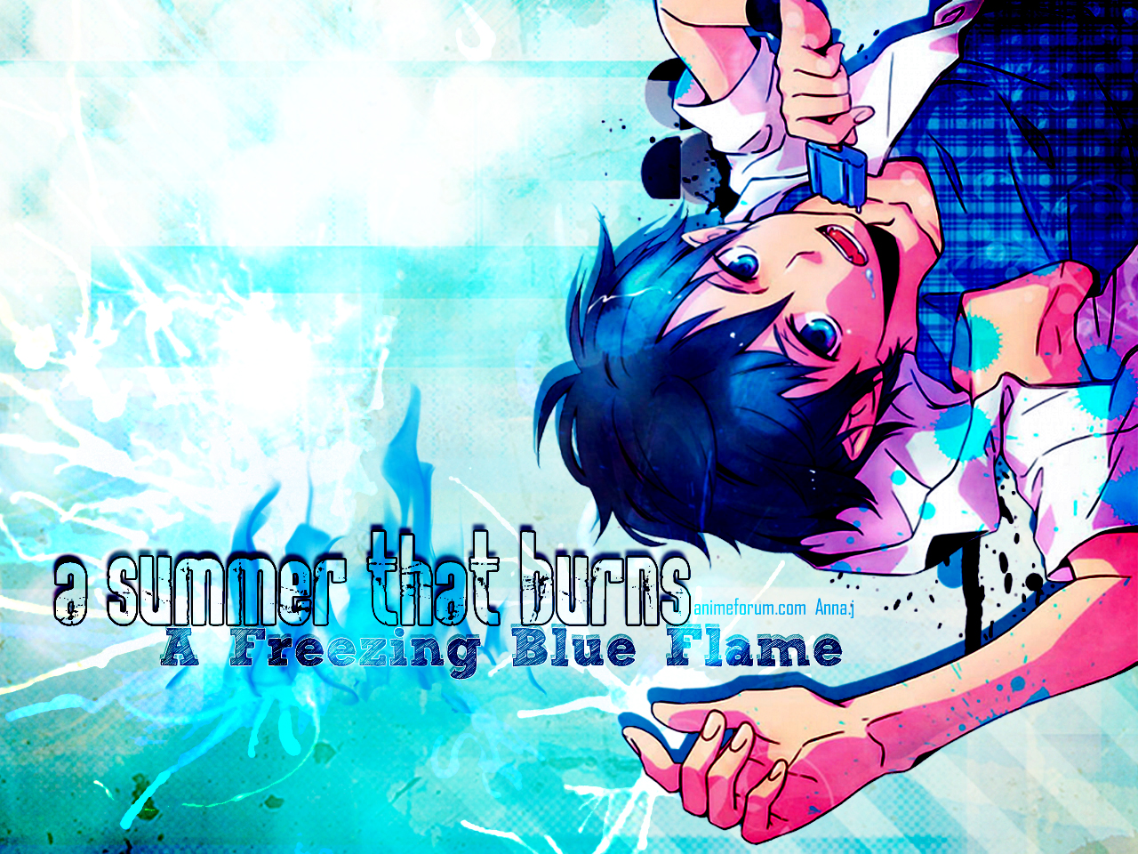 Ao No Exorcist Anime Wallpaper # 1