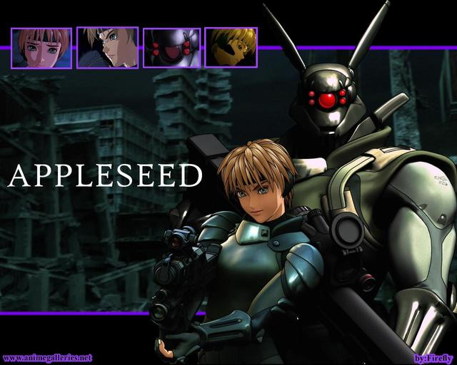 Appleseed Anime Wallpaper #15