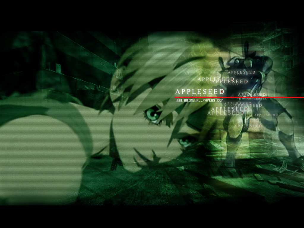 Appleseed Anime Wallpaper # 3