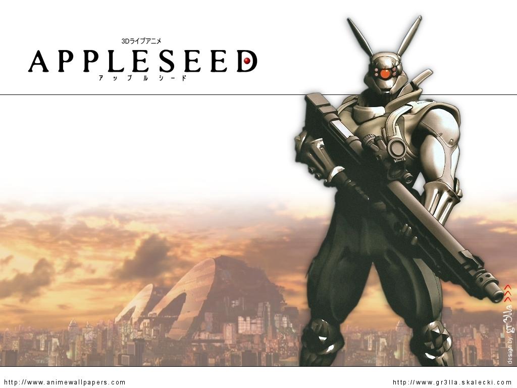 Appleseed Anime Wallpaper # 5