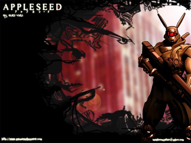 Appleseed Anime Wallpaper #6