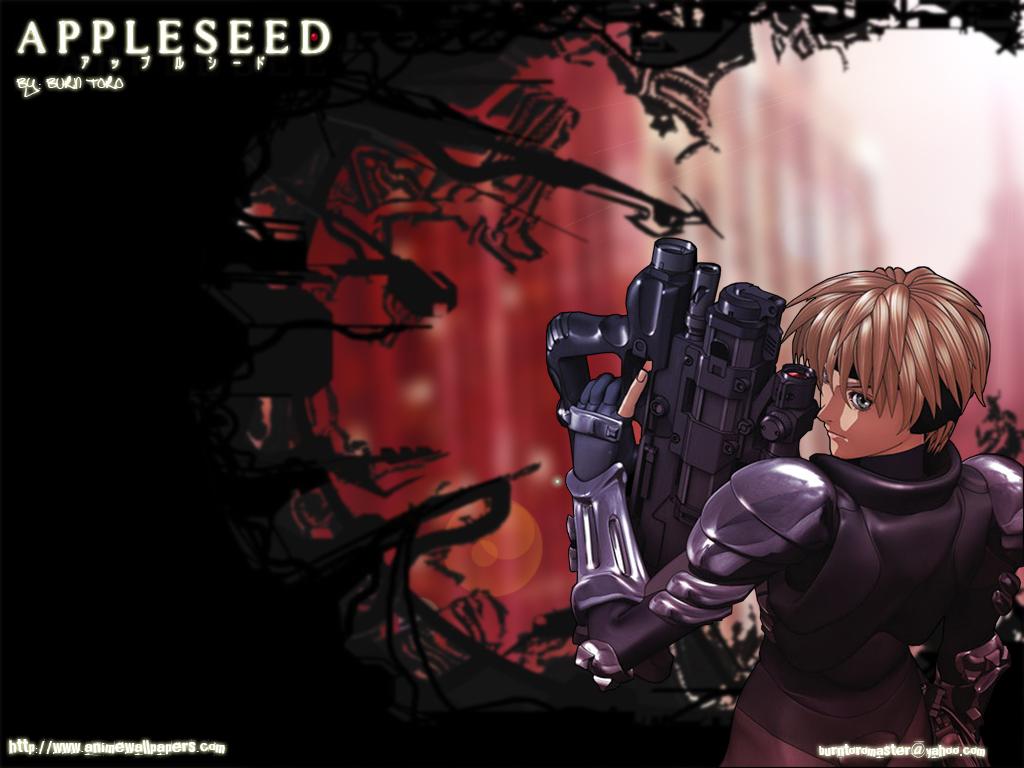 Appleseed Anime Wallpaper # 7