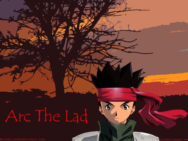 Arc the Lad Anime Wallpaper #1