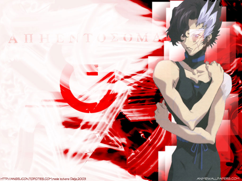 Argento Soma Anime Wallpaper # 2