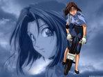 You're Under Arrest Anime Wallpaper # 2