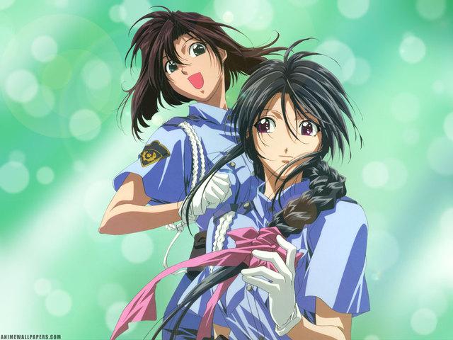 you re under arrest wallpaper 4 anime wallpapers com