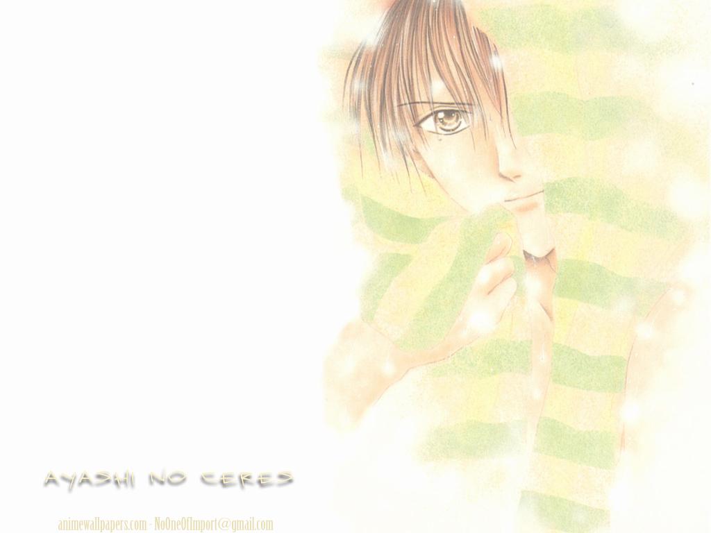 Ayashi No Ceres Anime Wallpaper # 2