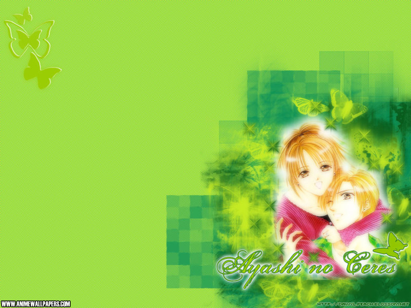 Ayashi No Ceres Anime Wallpaper # 7