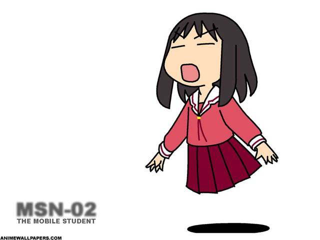 Azumanga Daioh Anime Wallpaper #14
