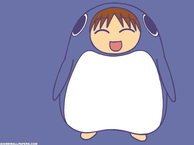 Azumanga Daioh Anime Wallpaper #2