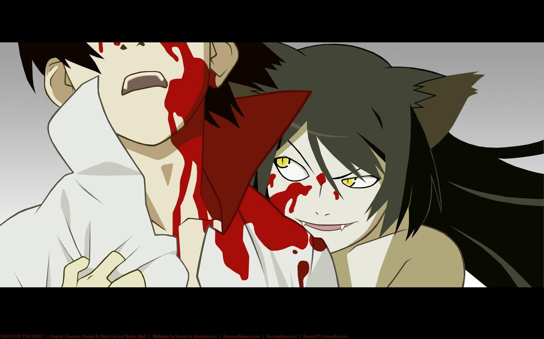 Bakemonogatari Anime Wallpaper # 1