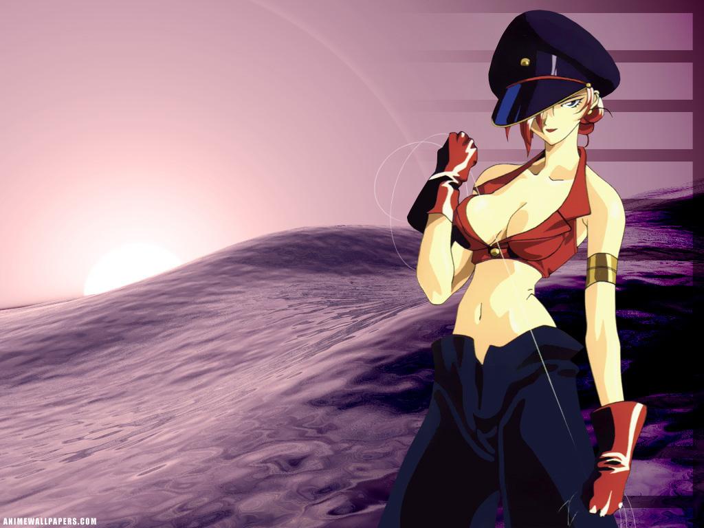 Bakuretsu Hunters Anime Wallpaper # 1