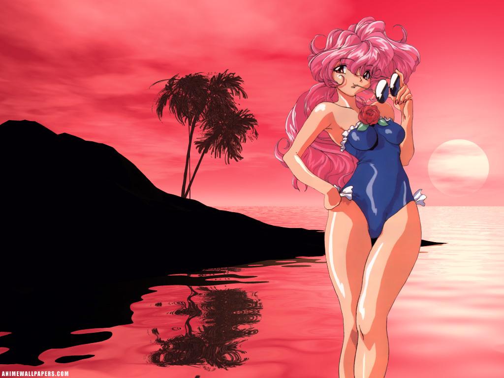 Bakuretsu Hunters Anime Wallpaper # 3
