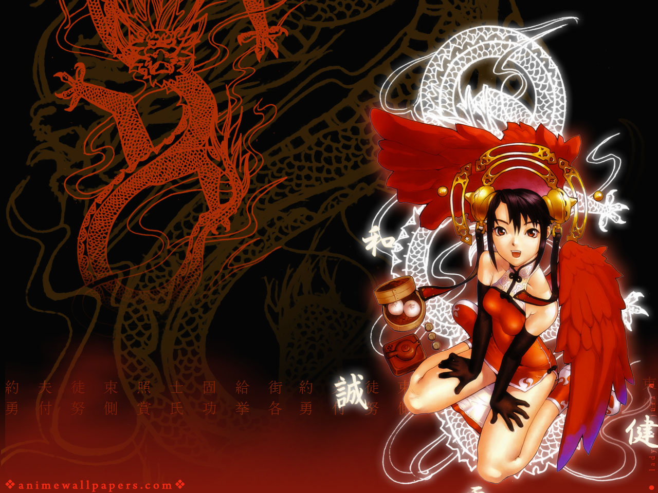 Bakuretsu Tenshi Anime Wallpaper # 3