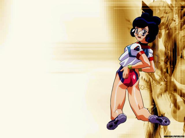 Battle Athletes Anime Wallpaper #4