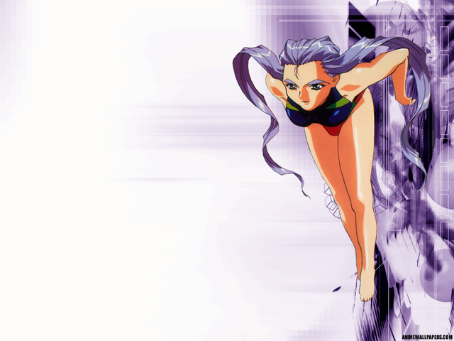 Battle Athletes Anime Wallpaper #5