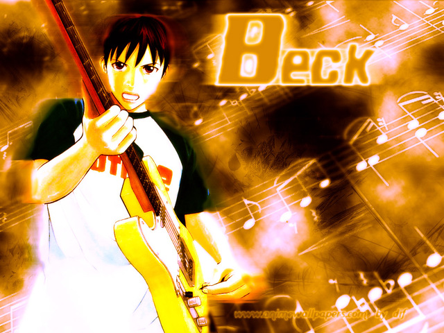 Beck Anime Wallpaper #3
