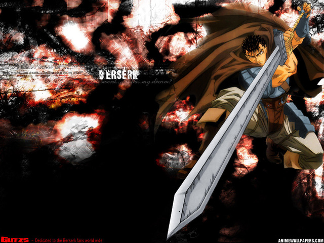 Berserk Anime Wallpaper #2