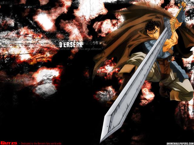 Berserk Anime Wallpaper #2