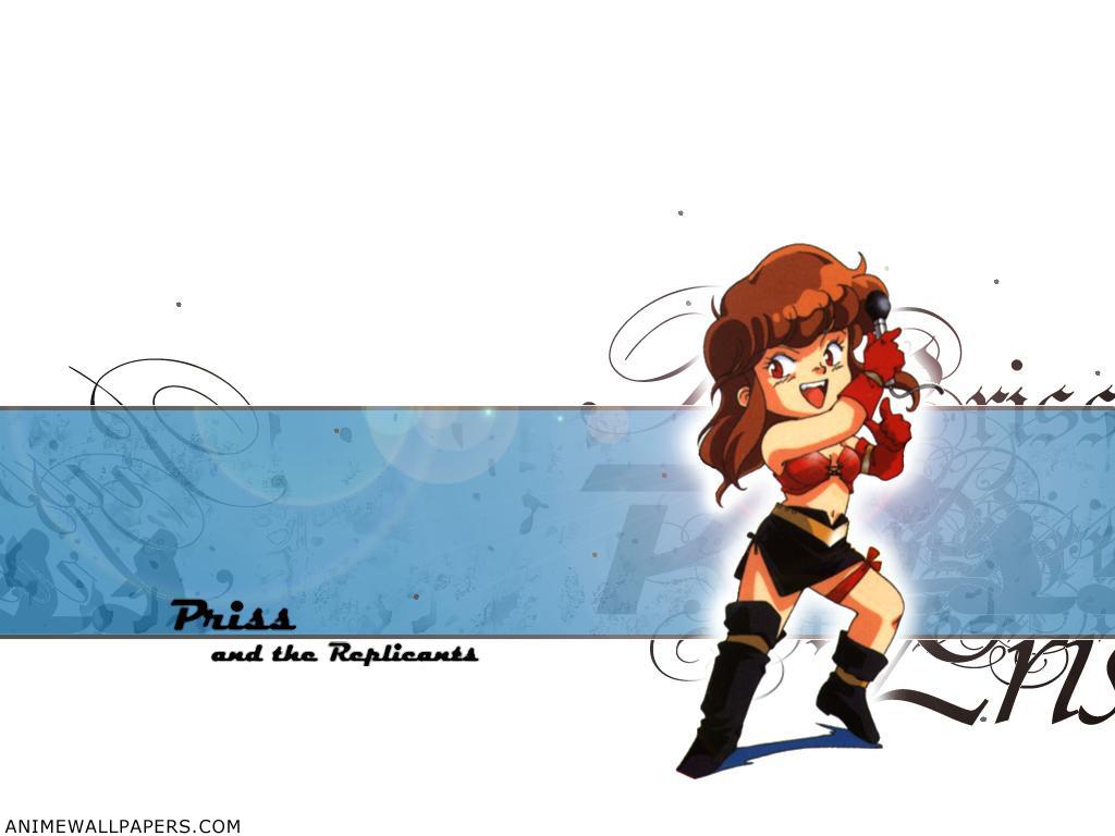 Bubblegum Crisis Anime Wallpaper # 3