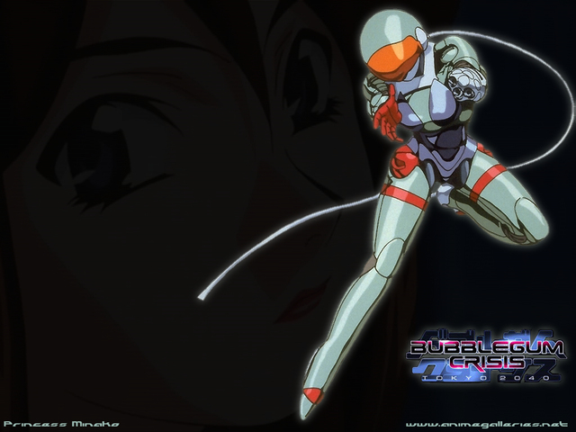 Bubblegum Crisis Anime Wallpaper #9