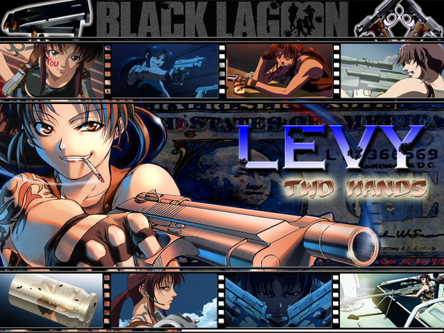 Black Lagoon Anime Wallpaper #1