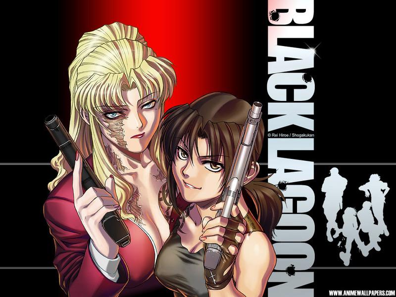 Black Lagoon Anime Wallpaper # 2