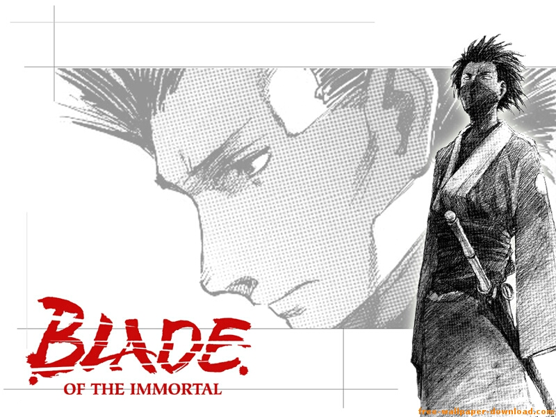 Blade of the Immortal Anime Wallpaper # 2