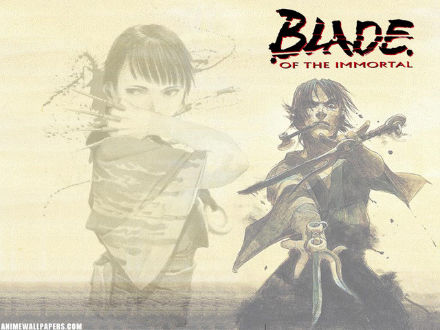Blade of the Immortal Anime Wallpaper #3