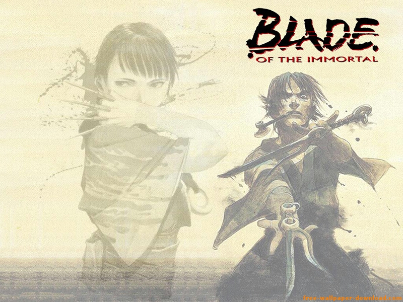Blade of the Immortal Anime Wallpaper # 3