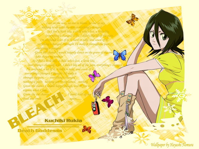 Bleach Anime Wallpaper #10