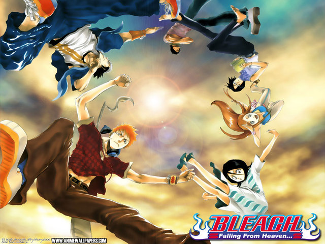 Bleach Anime Wallpaper #16